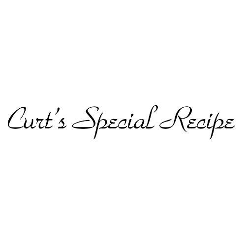 curt's special recipe